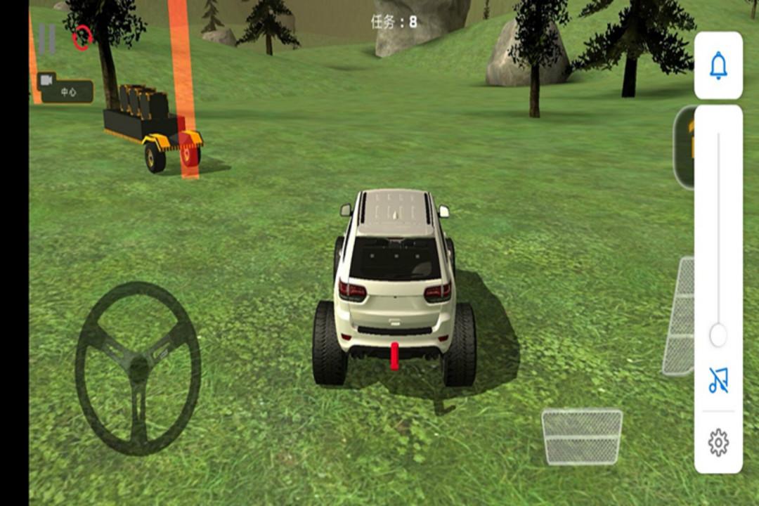 模拟极限越野驾驶