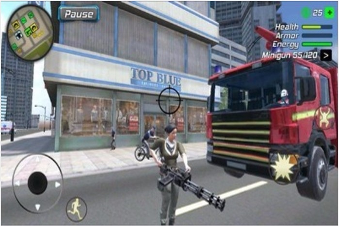 城市女警手游安卓版下载v1