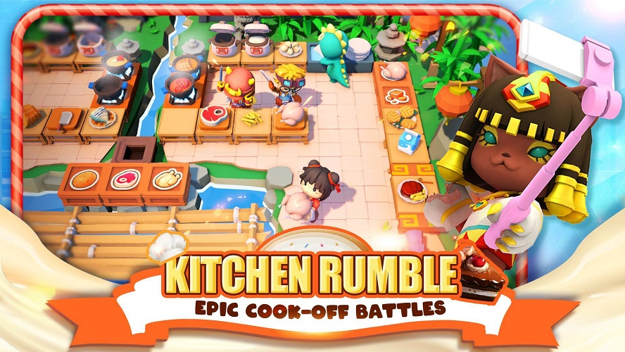 cooking battle